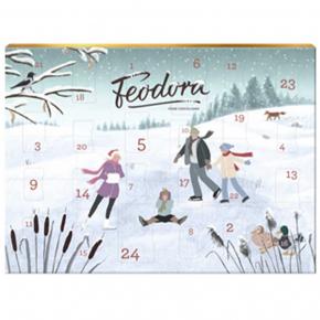 Feodora Adventskalender Weihnachtsfreuden