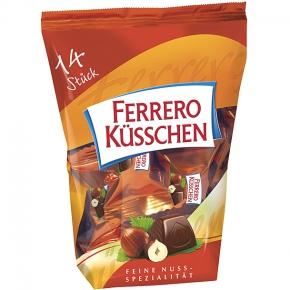 Ferrero Küsschen 14er Beutel