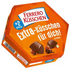 Ferrero Küsschen Klassik 20er + 2 gratis