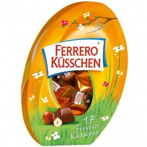 Ferrero Küsschen Oster-Ei 151g