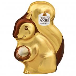 Ferrero Rocher Eichhörnchen-Hohlfigur 90g