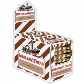 Fisherman's Friend Lakritz ohne Zucker 24x25g