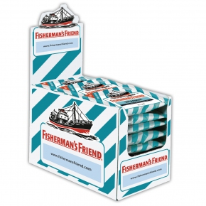 Fisherman's Friend Spearmint ohne Zucker 24x25g