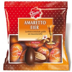 Friedel Amaretto Eier 100g