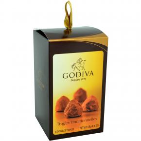Godiva Truffes Traditionnelles 135g