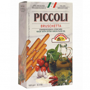 Granforno Piccoli Bruschetta 100g