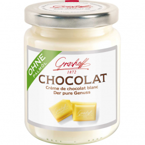 Grashoff Chocolat Crème de chocolat blanc 250g
