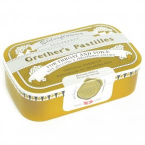 Grether's Pastilles Elderflower zuckerfrei