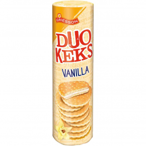 Griesson Duo Keks Vanilla 500g