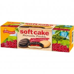 """Griesson Soft Cake """"Heimische Früchte"""" Rote Johannisbeere"""