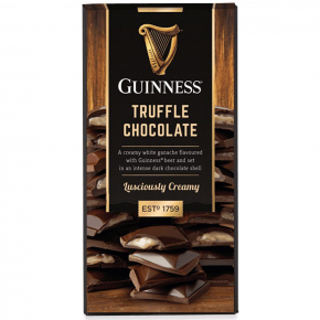 Guinness Truffle Chocolate Lusciously Creamy 90g