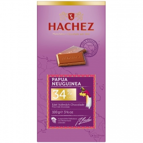 Hachez Papua Neuguinea 34% Kakao