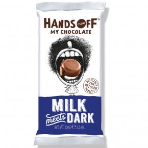 Hands Off My Chocolate Milk meets Dark 100g