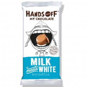 Hands Off My Chocolate Milk meets White 100g