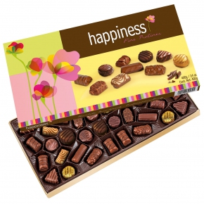 happiness Fine Pralinés