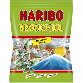 Haribo Bronchiol Minze 100g