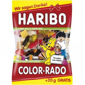 Haribo Color-Rado 200g + 20g gratis