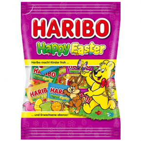 Haribo Happy Easter Minibeutel 250g