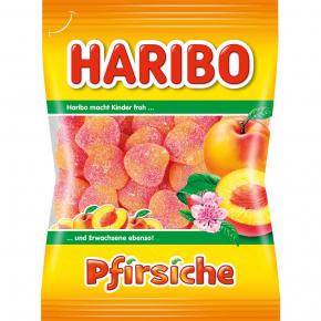 Haribo Pfirsiche 125g