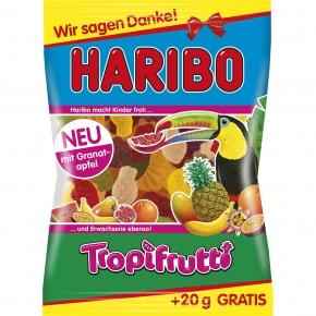 Haribo Tropifrutti 200g + 20g gratis