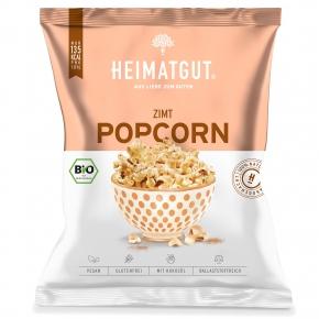 Heimatgut Popcorn Zimt 30g