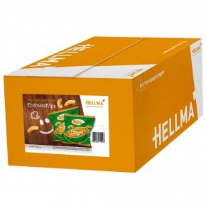 Hellma Erdnussflips 80x8g