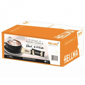 Hellma Feines Gebäck Black & White 200er
