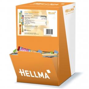 Hellma Feinzucker-Sticks 500er
