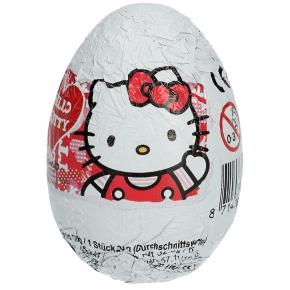 Hello Kitty Schoko-Ei