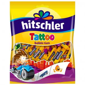 Hitschler Tattoo Bubble Gum 120g