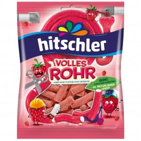 hitschler Volles Rohr Erdbeere 125g