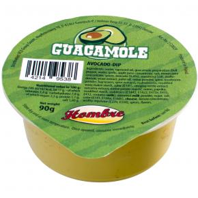 Hombre Guacamole-Dip