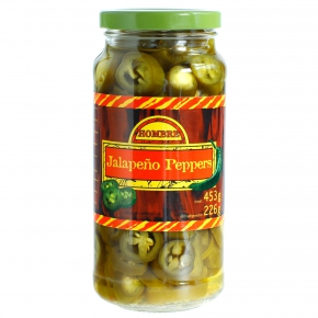 Hombre Jalapeño Peppers 226g