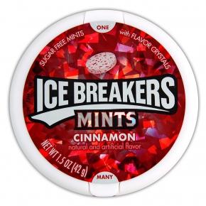Ice Breakers Cinnamon zuckerfrei