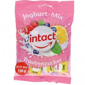 Intact Traubenzucker Joghurt-Mix 100g