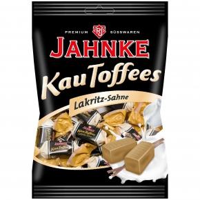 Jahnke KauToffees Lakritz-Sahne