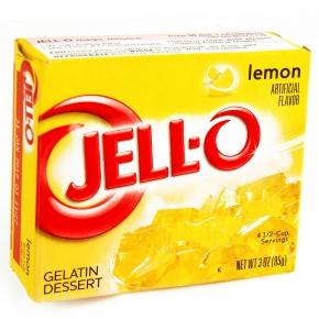 Jell-O Lemon