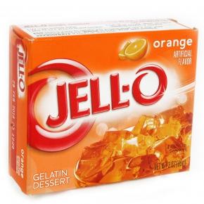 Jell-O Orange