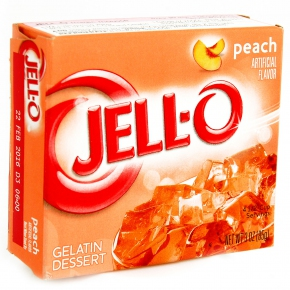Jell-O Peach