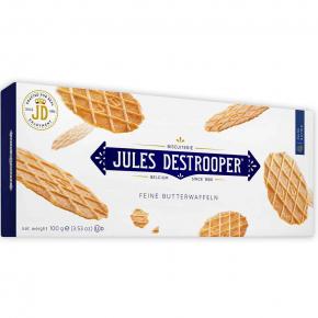 Jules Destrooper Feine Butterwaffeln 100g