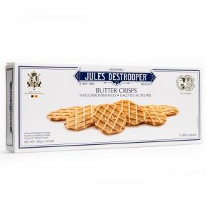 Jules Destrooper Butter Crisps 100g