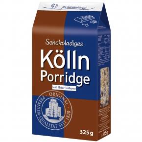 Kölln Schokoladiges Porridge mit Hafer-Vollkorn