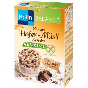 Kölln Hafer-Müsli Schoko glutenfrei