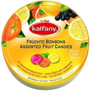kalfany Früchte Bonbons 150g