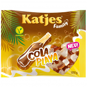 Katjes Family Cola Playa 300g