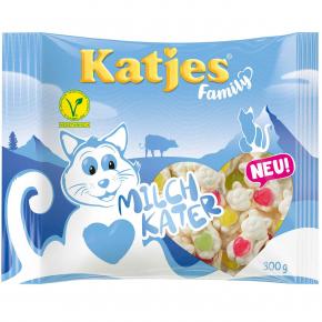 Katjes Family Milchkater 300g