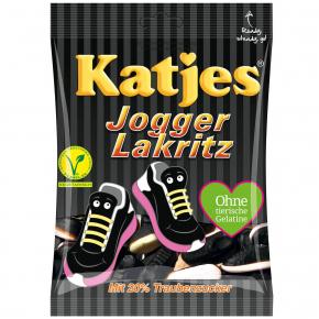 Katjes Jogger Lakritz 200g