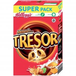 Kellogg's Mmmh... Tresor Choco Nougat Super Pack