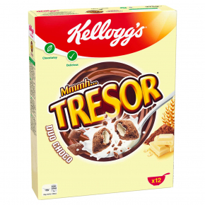 Kellogg's Mmmh... Tresor Duo Choco 375g