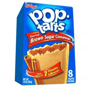 Kellogg's Pop-Tarts Frosted Brown Sugar Cinnamon 8er
